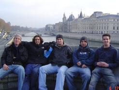 The motely crew - Reunion inParis