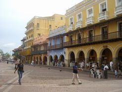 Teh Terraces ofCartegena