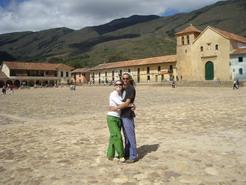 Villa de Leyva, a great little romantictown.