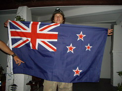 Ozzie or Kiwi flag?