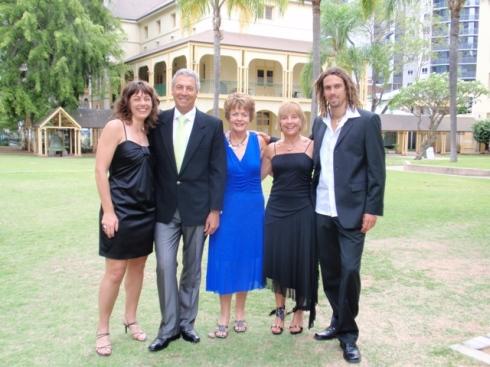 NZ family photo