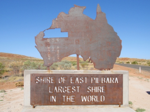 The Largest Shire in the World
