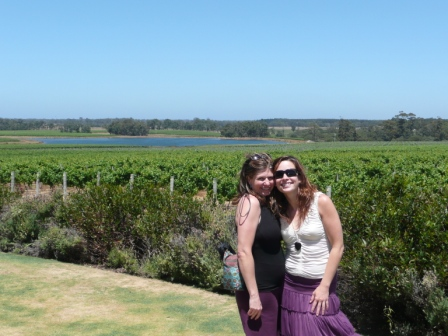 crystal-and-mandy-on-the-margaret-river-wine-tour