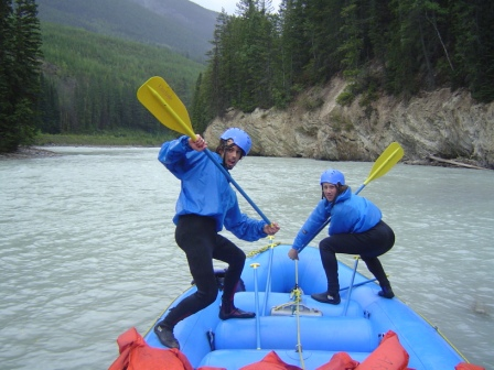 rafting-in-the-canadian-rockies
